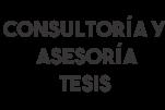 Consultoría y Asesoría de Tesis